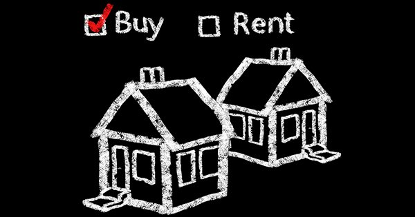 Buying a Home is 38% Less Expensive than Renting | Keeping Current Matters