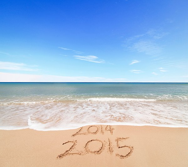 Hereâ??s to a WONDERFUL 2015! | Keeping Current Matters