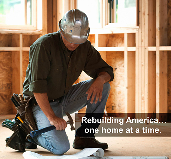 Rebuilding America One Home At A Time | Keeping Current Matters