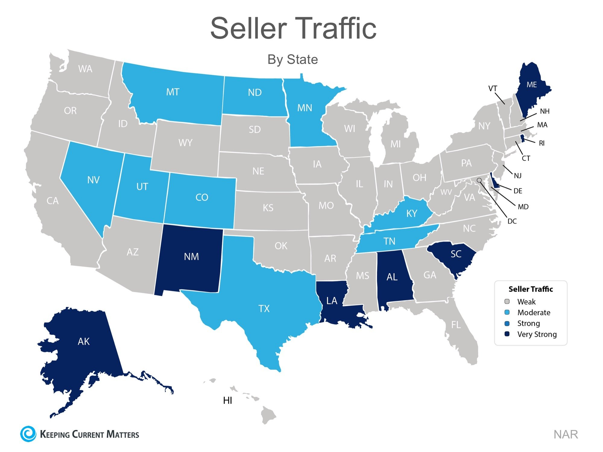 Strong Buyer Demand Continues to Outpace Inventory of Homes for Sale | Keeping Current Matters